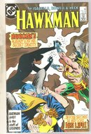 Hawkman #3 comic book mint 9.8