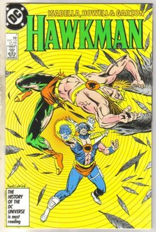 Hawkman #7 comic book mint 9.8