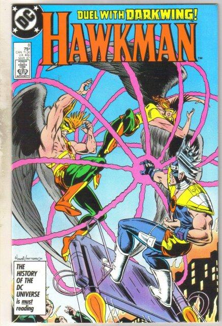 Hawkman #8 comic book mint 9.8