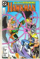 Hawkman #8 comic book mint 9.8