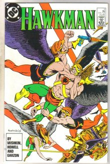 Hawkman #11 comic book mint 9.8