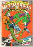 Metamorpho The Element Man #13 comic book very good 4.0
