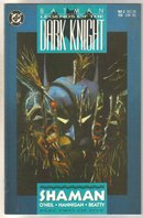 Batman Legends of the Dark Knight #2 comic book near mint 9.4