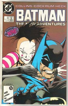 Batman #412 comic book near mint 9.4