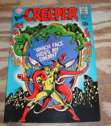 Beware the Creeper #4 comic book fine/very fine 7.0