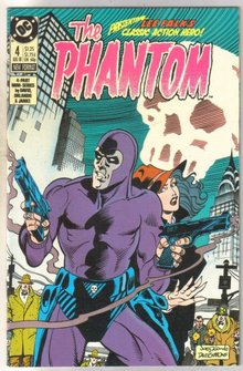 Phantom #4 comic book mint 9.8