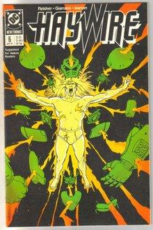 Haywire #6 comic book mint 9.8