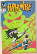 Haywire #8 comic book mint 9.8