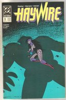 Haywire #9 comic book mint 9.8