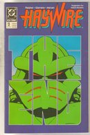 Haywire #13 comic book near mint 9.4