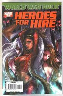 Heroes For Hire #13 comic book near mint 9.4