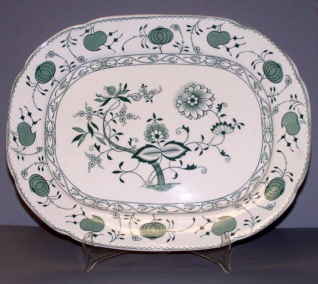 Green Onion Platter