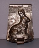 Bunny Chocolate Mold