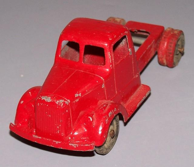 Red Toy Truck