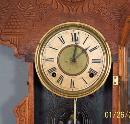 Admiral Dewy Oak Kitchen Clock