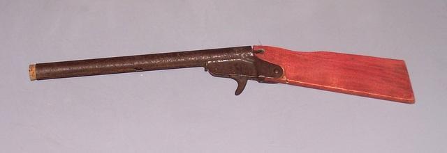 Marx Soldier set with Gun