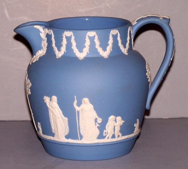 Vintage 1953 Wedgwood Pitcher