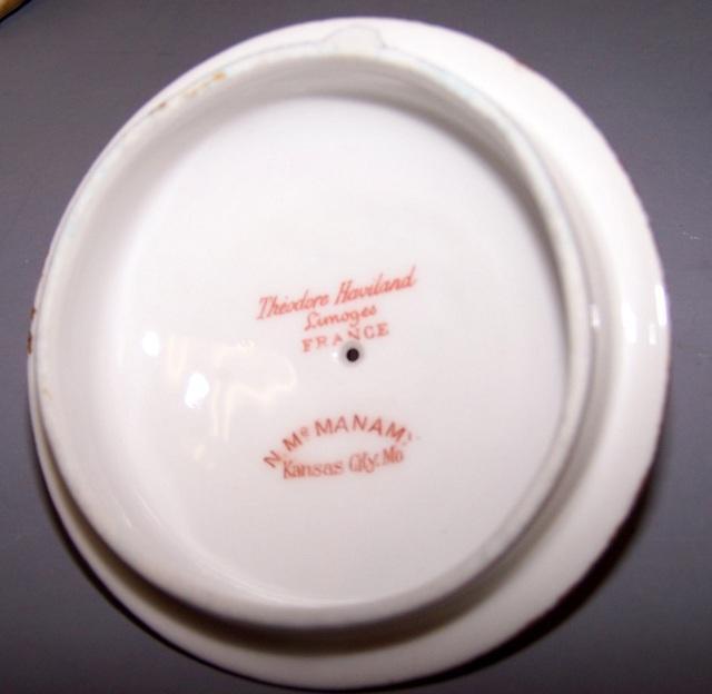 Theodore Haviland Chocolate Pot