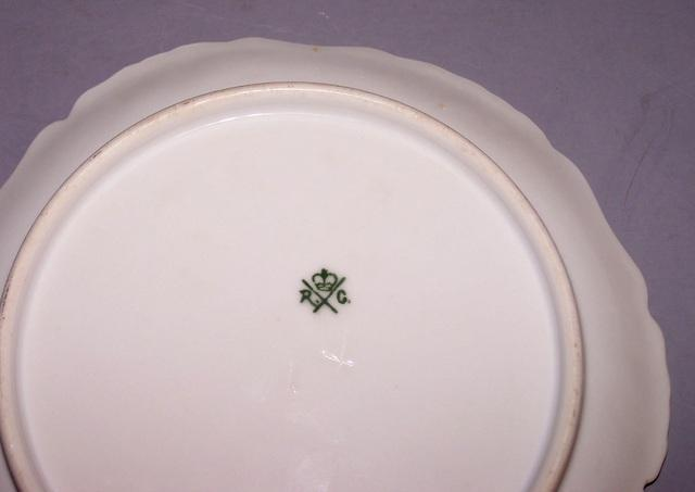 Rosenthal China Portrait Plate