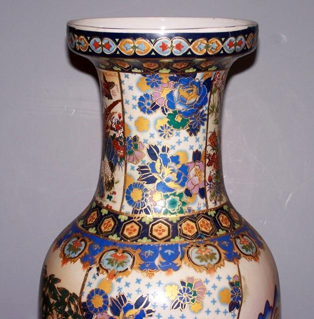 Satsuma Vase