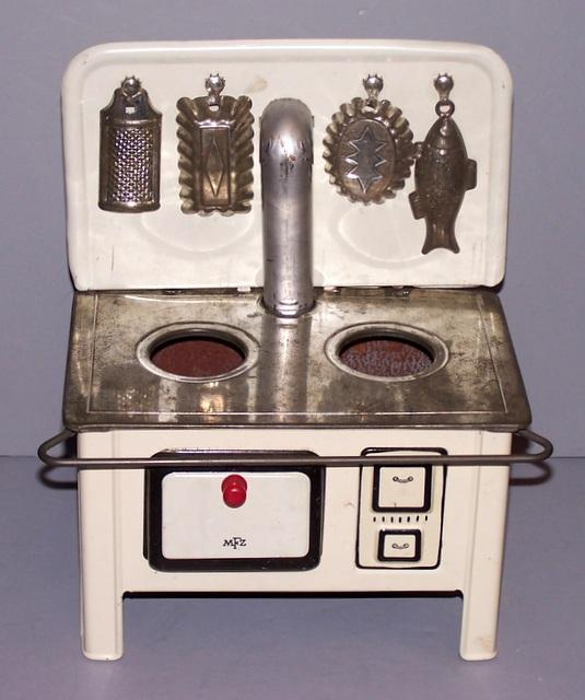 Toy Stove Set