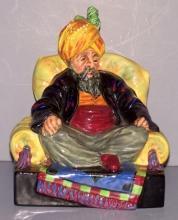 "Royal Doulton ""Abdullah"" Figurine H N 2104"