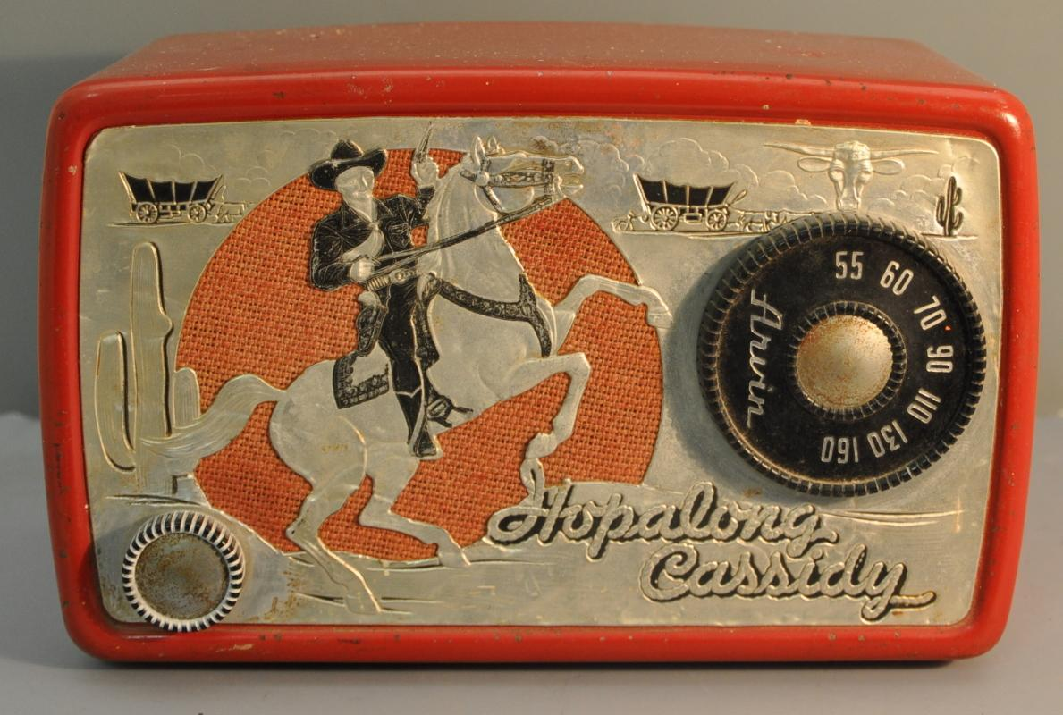 Hopalong Cassidy Radio