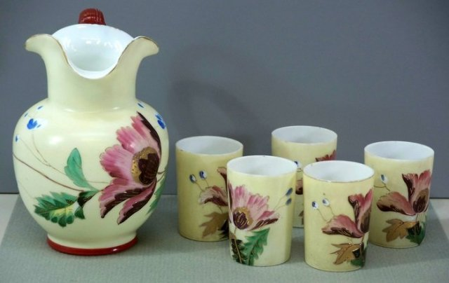 Art Deco Lemonade Set