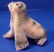Lovely Steiff Seal