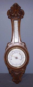 Barometer/Thermometer