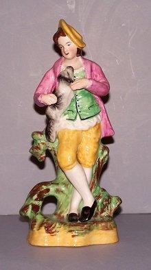 Staffordshire Man Figurine