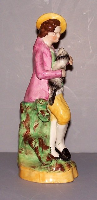Staffordshire Man Figurine