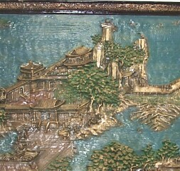 Beautiful large Chinese Relief