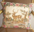 Tapestry Pillow from Belgium free shipping