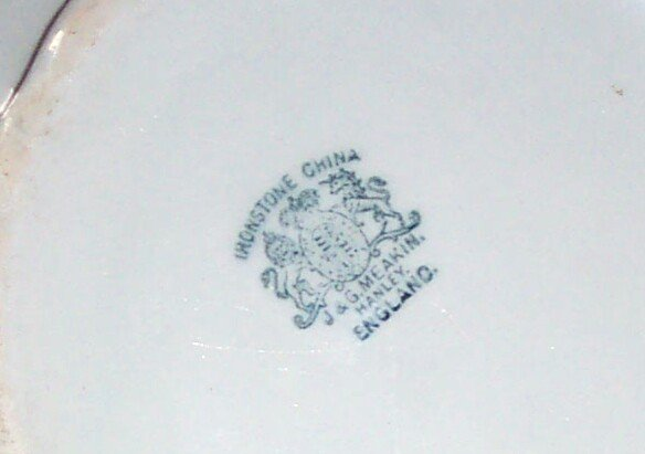 Old English Chamber Pot J&G Meakin Hanley