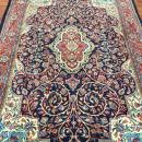 Vintage Persian Sarouk Rug-3875