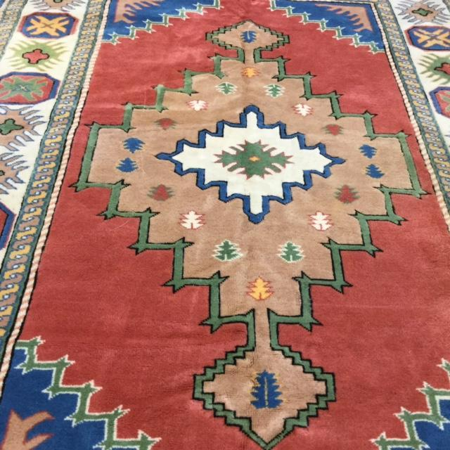 vintage Turkish Rug-3965