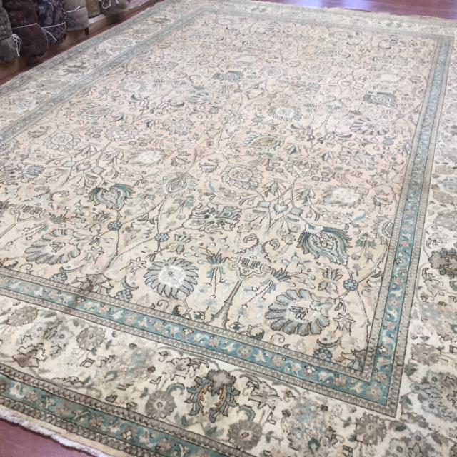 Antique Persian Large size Tabriz Rug, 2928
