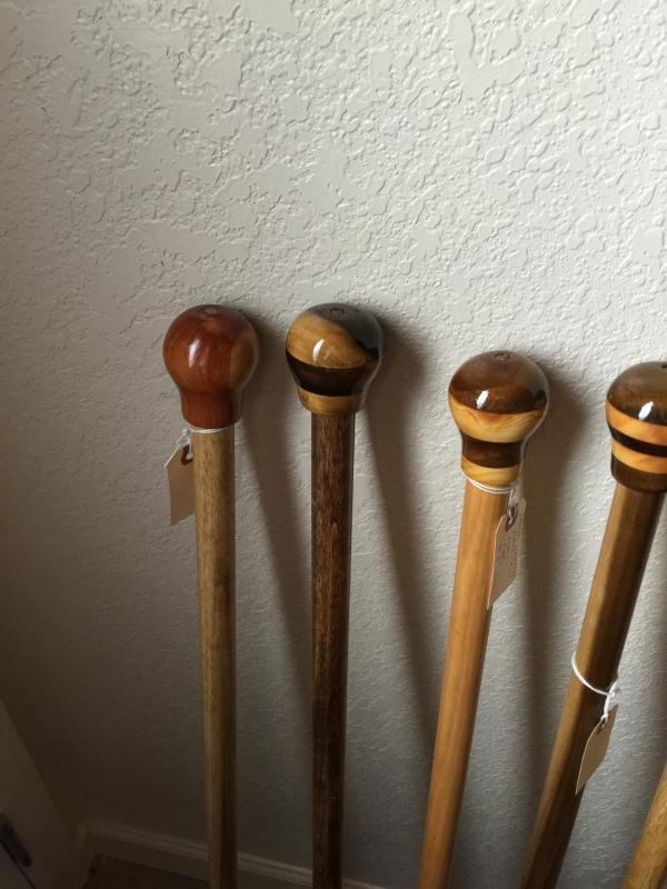 Walking sticks and Walking Canes