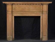 1993/688 Maryland Mantel c.1790-1810