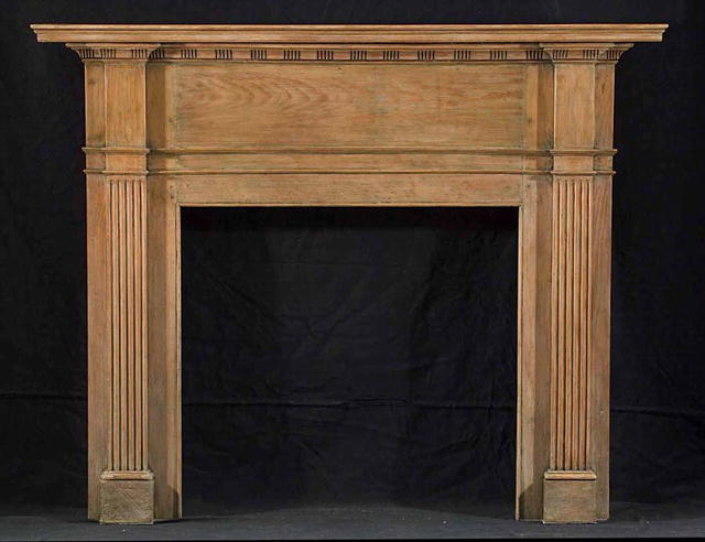 1993/688 Maryland Mantel c.1790-1810
