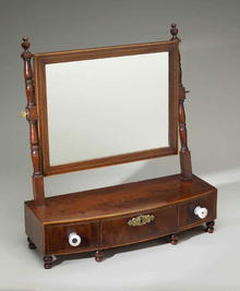 Dressing Stand, Federal American