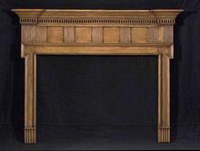 2000/884 Chester County, Pennsylvania Mantel c.1800-1815