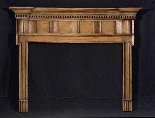 2000/884 Chester County, Pennsylvania Mantel c.1800-1815