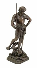 Statue, Bronze