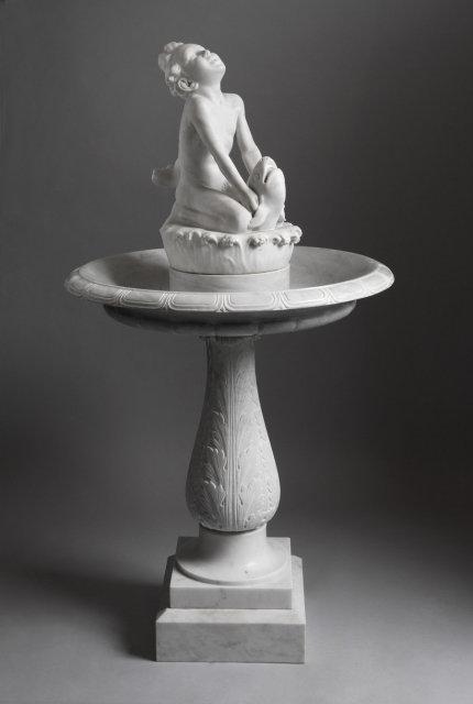 Fountain, Marble
