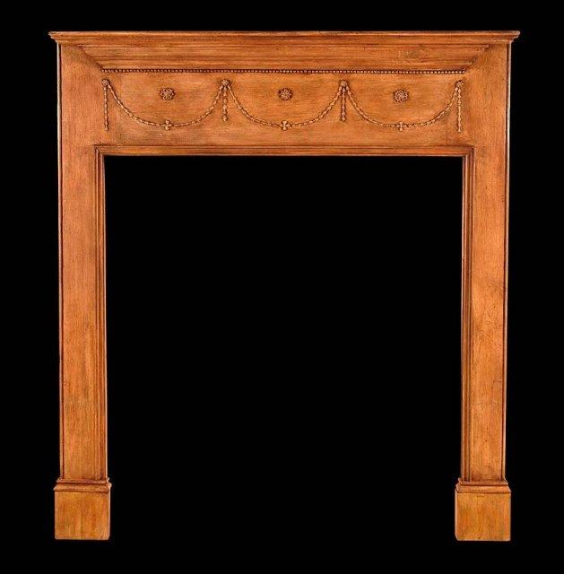 2003/975 Northern New Jersey Neoclassic Mantel c.1800-1810