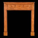 2003/975 Northern New Jersey Neoclassic Mantel c.1800-1810