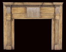 2006/1027 Chester County Mantel c.1790-1810