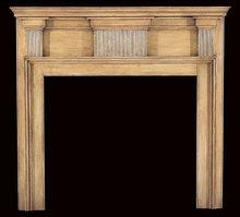 2006/1028 Philadelphia Mantel c.1800-1815